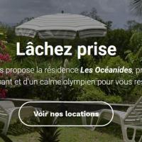 Oceanides diamant martinique residences
