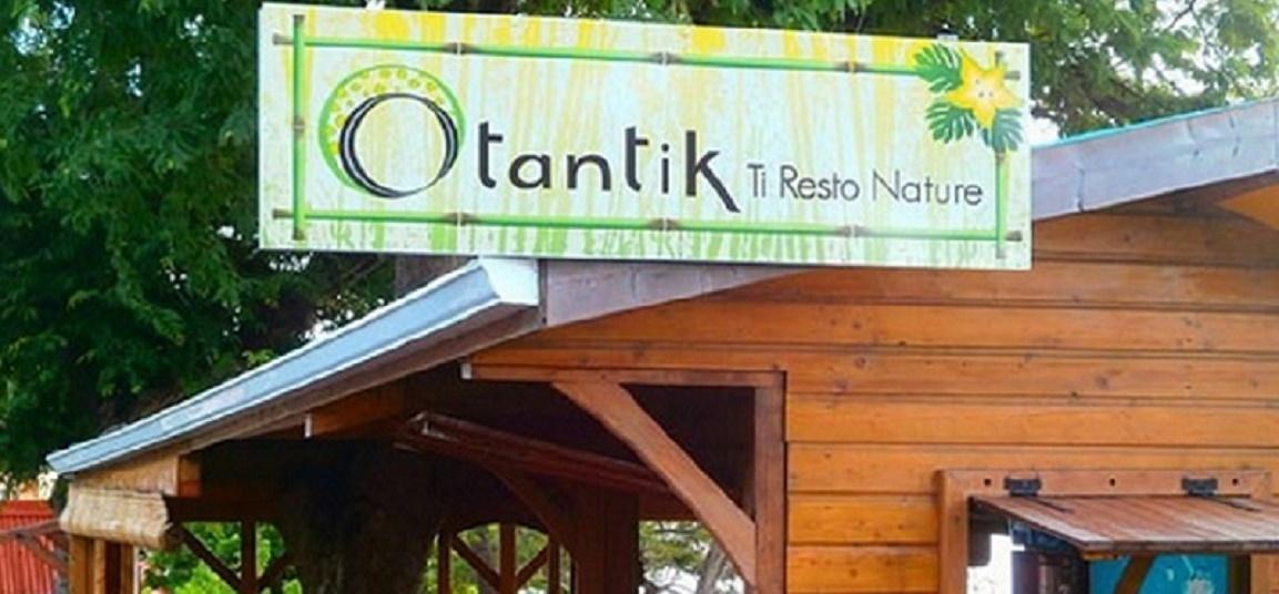 L'Otantik-Ti Resto Nature à Sainte-Anne en Martinique