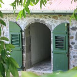 Le musée de la Pagerie aux Trois-Îlets