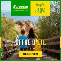 Promotion europcar ete