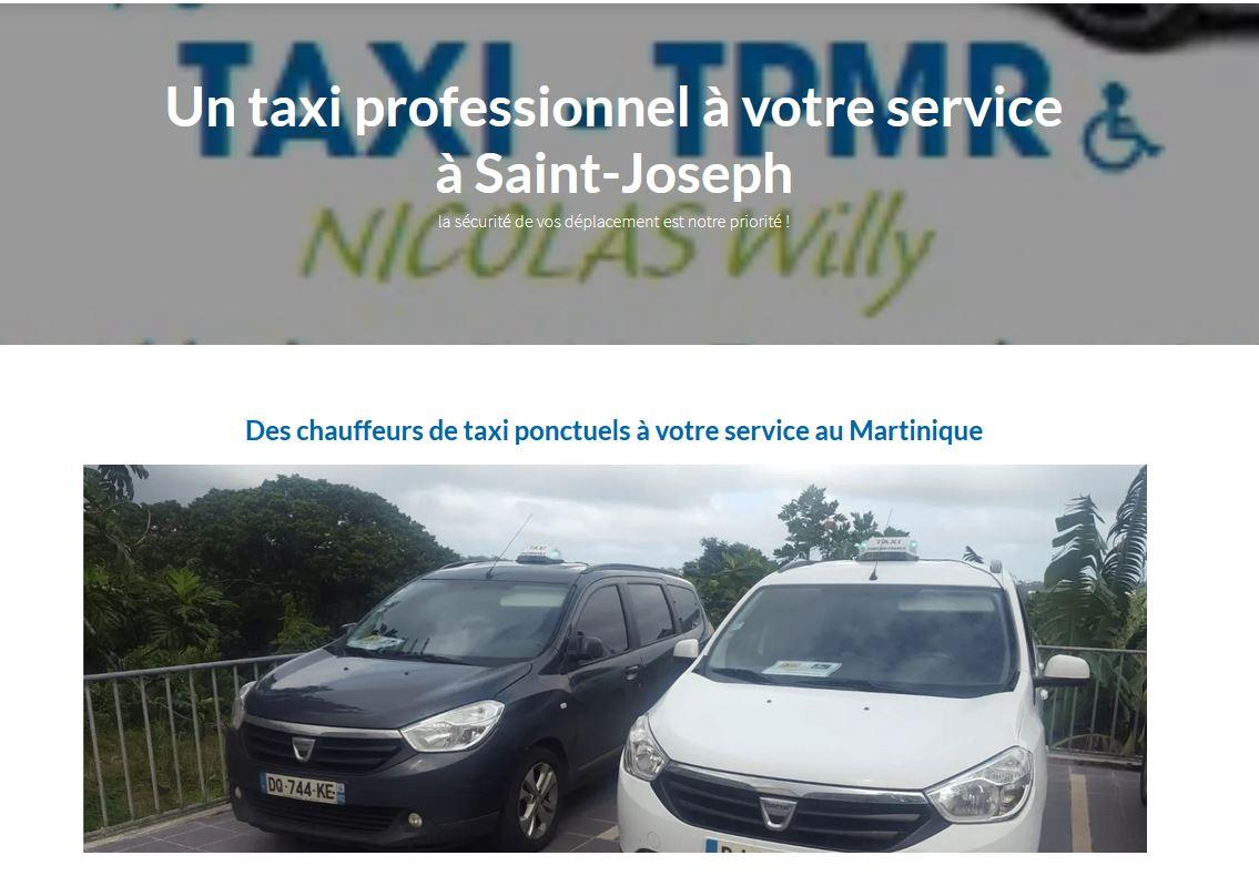 PROXI-VOYAGES Taxi Martinique