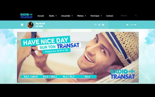 Radio Transat, pop-rock et soul en Martinique