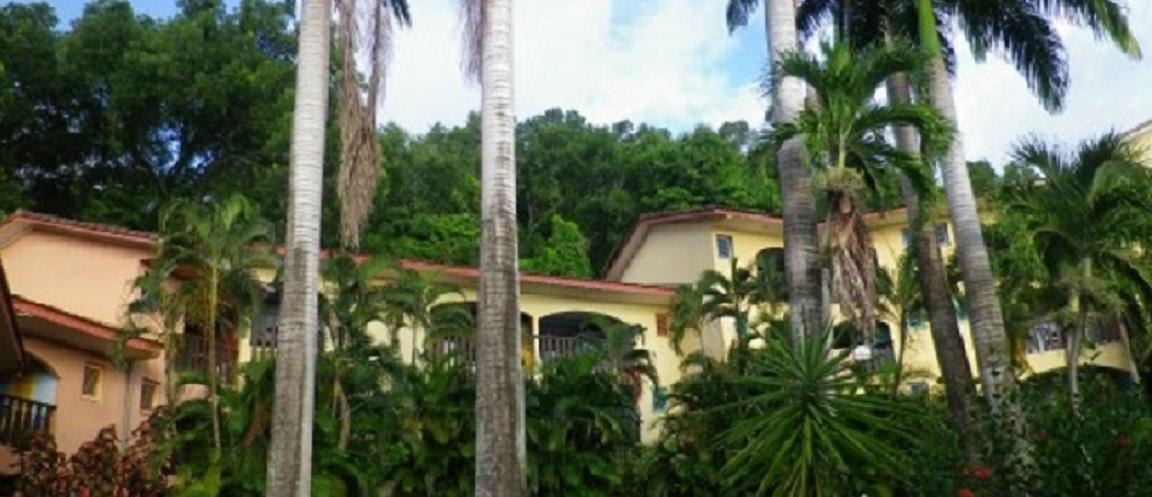 Résidence de l'Anse Caritan Hôtel à Sainte-Anne en Martinique