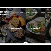 Restaurant 1643 martinique