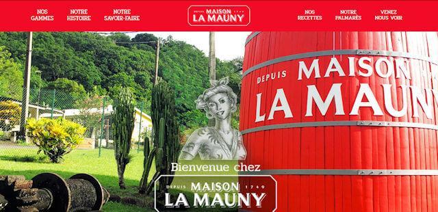 Rhum La Mauny Distillerie Rivière Pilote Martinique