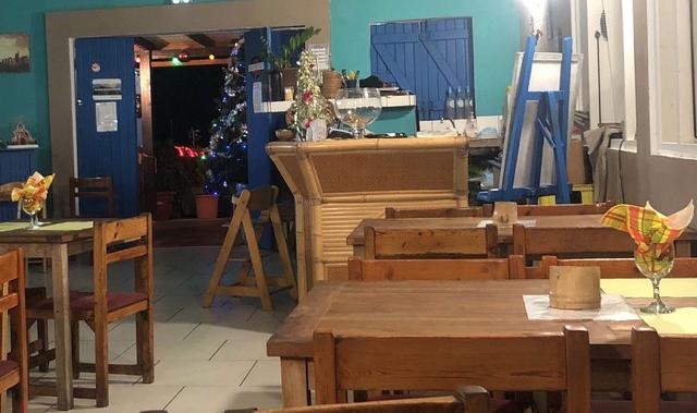 Le Samcielô, restaurant aux Trois-Îlets à la Martinique