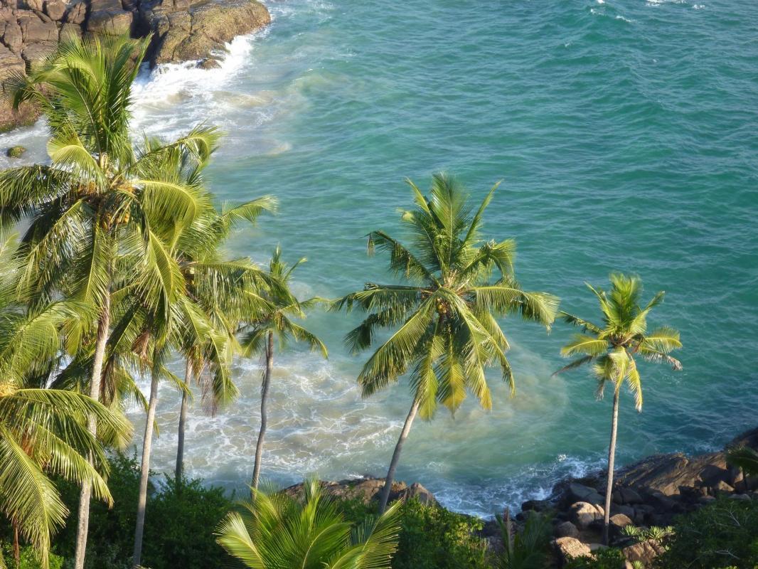 Martinique vue du ciel