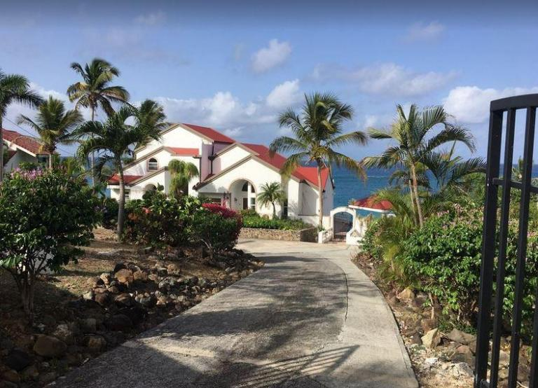 Résidence Palmier Caraibes  - Le Marin – Martinique