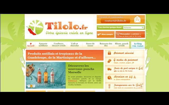 Tilolo Martinique, votre épicerie créole en ligne