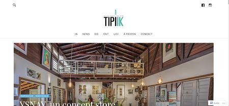 Tipiik - Magazine décoration Martinique - Journaux et magazines
