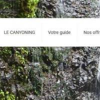 Tropicanyon martinique canyoning