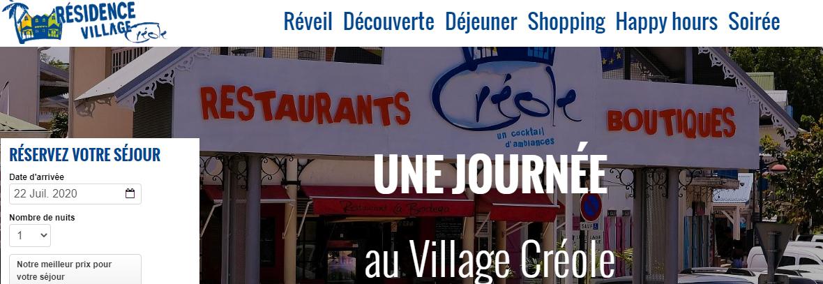 Hôtel Village Créole aux Trois-Îlets