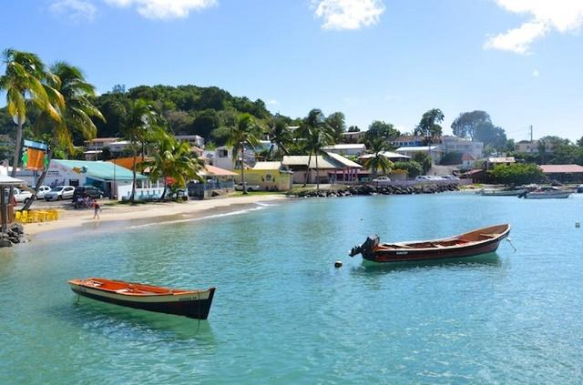 Ville de Sante-Anne - Ville de pêcheurs de la Martinique