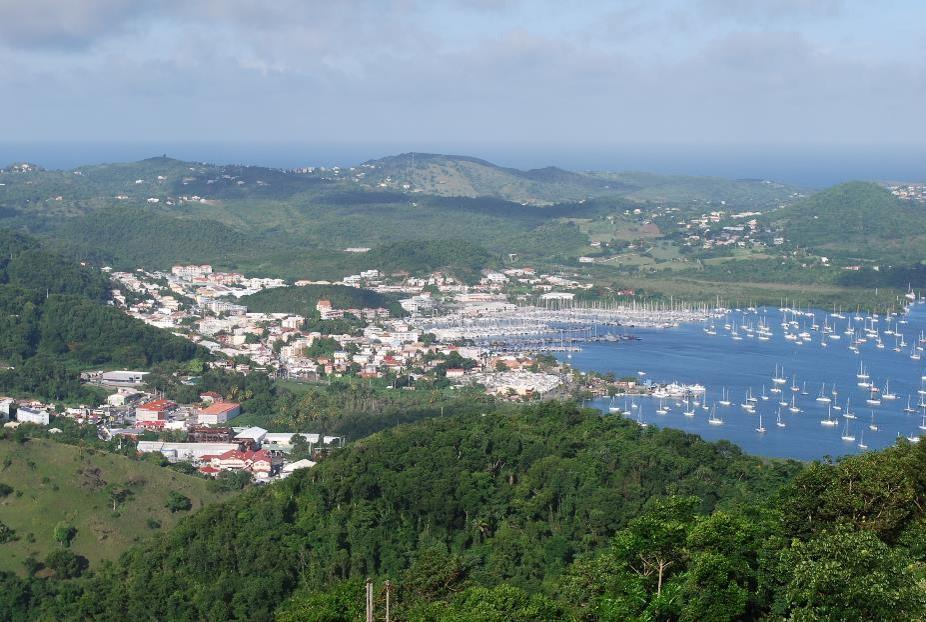 Ville le marin martinique