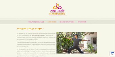Yoga santé - Yoga Martinique