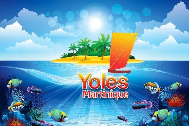 Jeu vidéo Yoles Martinique - Régates de yoles en ligne