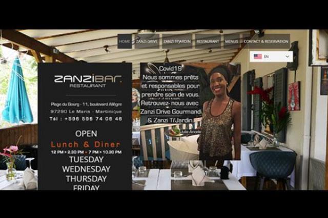 Zanzibar martinique